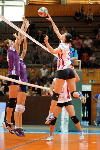 Skills in Volleyball