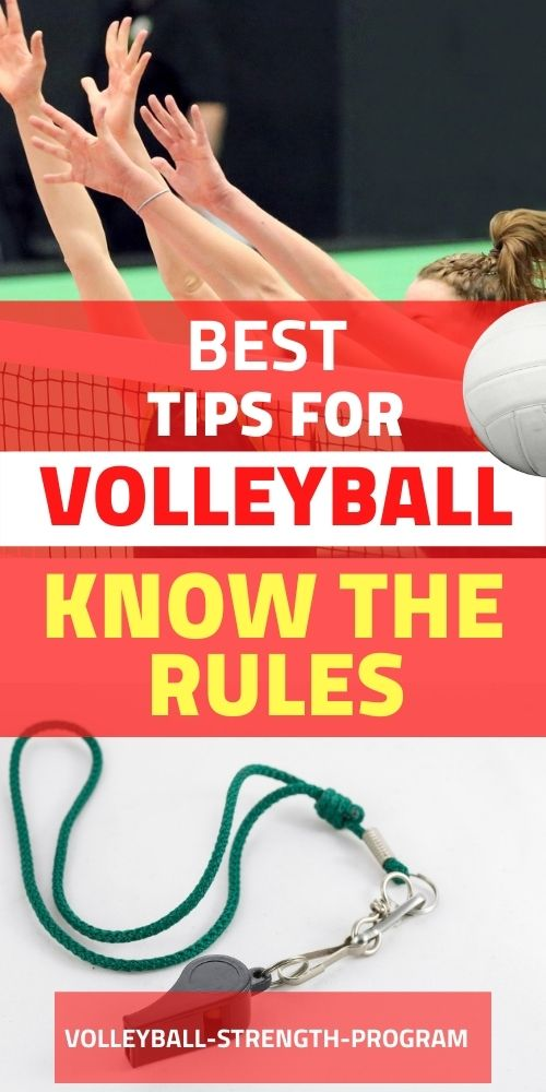 Learn More About Volleyball Rules