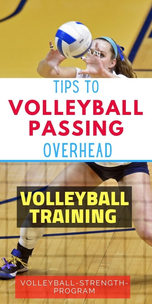 Volleyball Overhead Passing