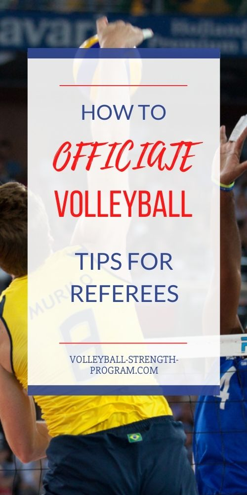 Volleyball Rules Tips