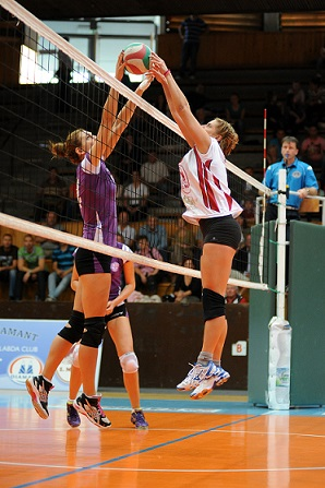 Volleyball Strength