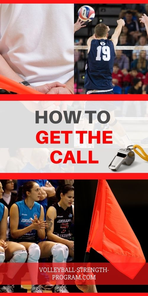 How to Sub in Volleyball