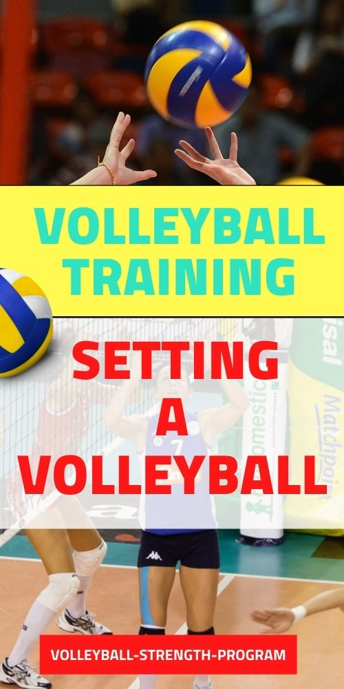 Tips for Learning to Set a Volleyball