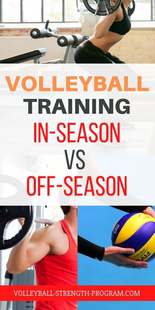 How to Workout for Volleyball