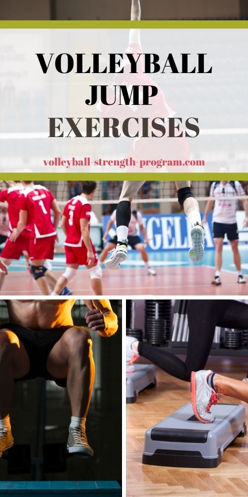 Jump Exercises for Volleyball