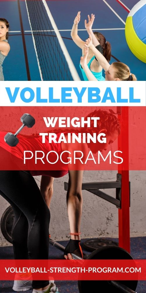 Strength Training Tips for Volleyball Players